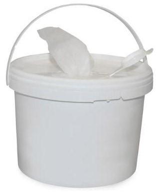 Wet Wipe Reinigingsdoekjes Wit