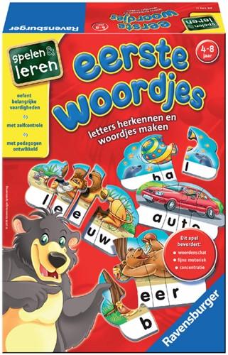 Spel Ravensburger Eerste woordjes